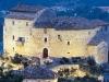 Castel di luco di sera