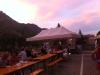 Festival al tramonto