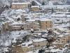 Cagnano sotto la neve di G.Michetti